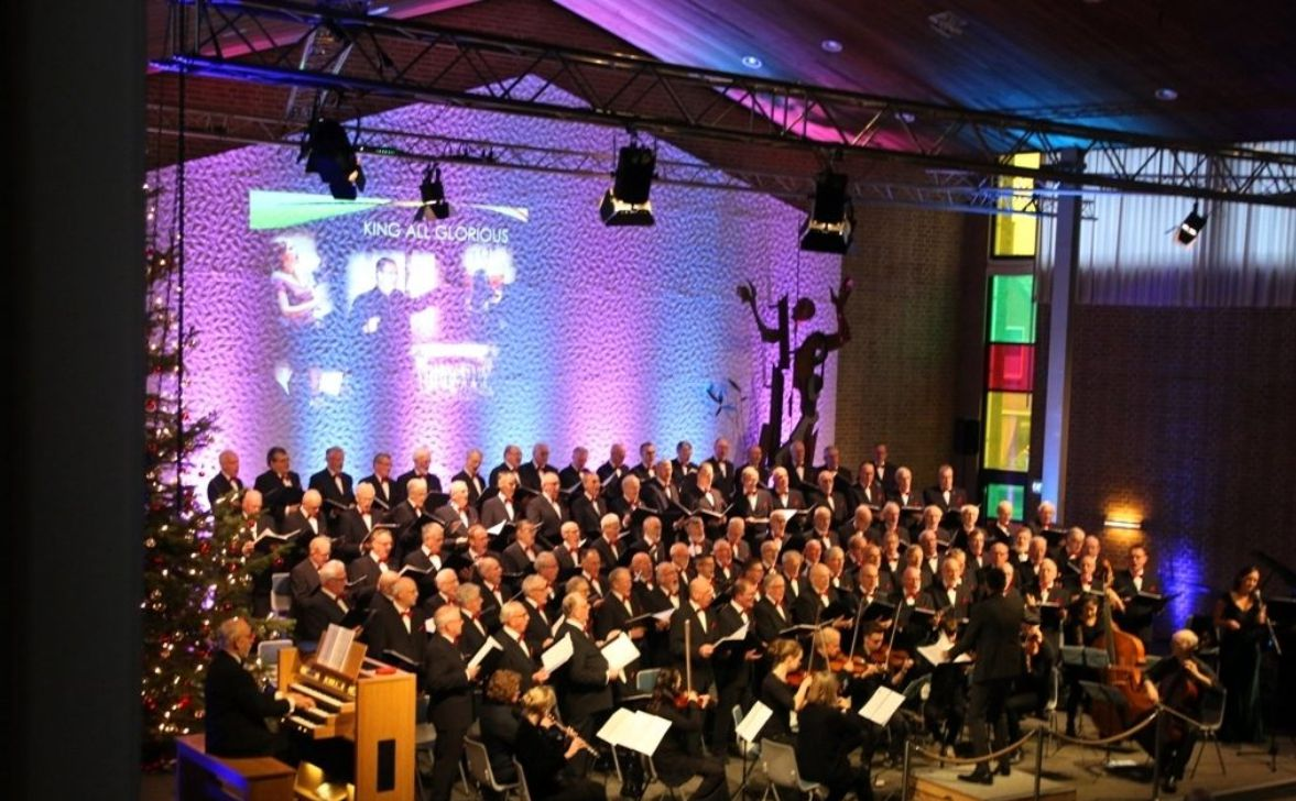 Jubileumconcert 1 april 2017 in Surhuisterveen